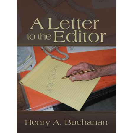 A Letter to the Editor - eBook