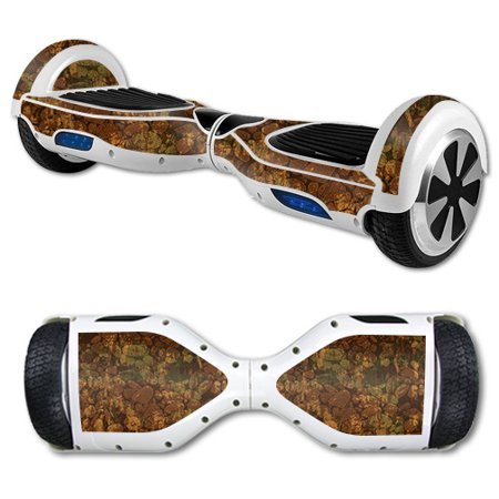 Tetra Easy Balance - Skin For Self Balancing Mini Scooter Hover Board – River Stones   MightySkins Protective, Durable, and Unique Vinyl Decal wrap cover   Easy To Apply, Remove, and Change Styles   Made in the USA