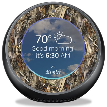 Skin For Amazon Echo Spot   Drt  Mightyskins Protective  Durable  And Unique Vinyl Decal Wrap Cover   Easy To Apply  Remove  And Change Styles   Made In The Usa