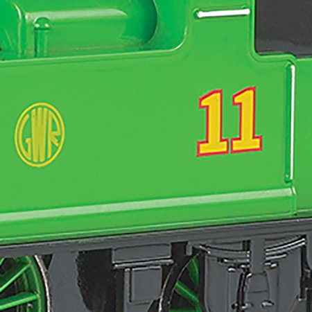 Bachamann Trains Thomas and Friends Oliver Engine HO Scale Train w/ Moving Eyes - image 2 of 5