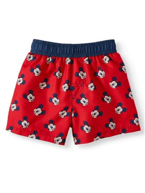 dc0eb11c62 Product Image Swim Trunks (Baby Boys). Product TitleMickey MouseSwim ...
