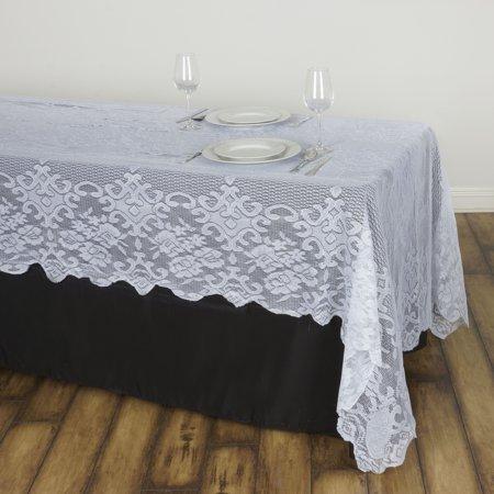 Lace Tablecloths (Efavormart 60