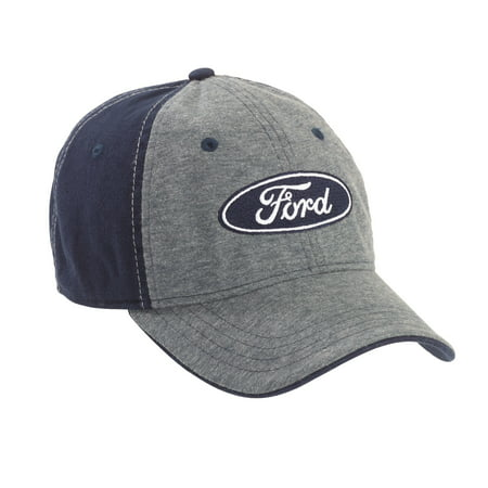 Licensed - Men s Ford Baseball Hat - Walmart.com e675bcb9e69