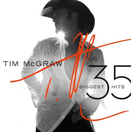 Tim Mcgraw   35 Biggest Hits  Cd