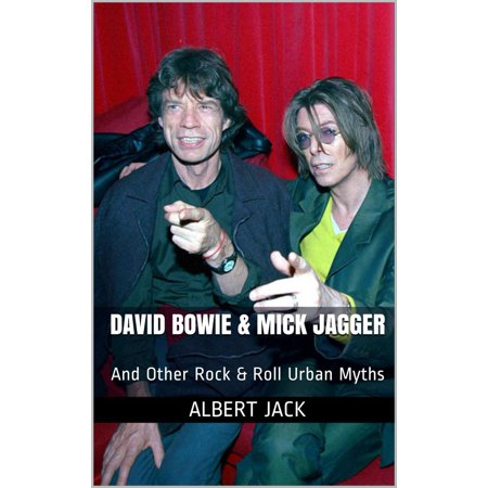 David Bowie & Mick Jagger -