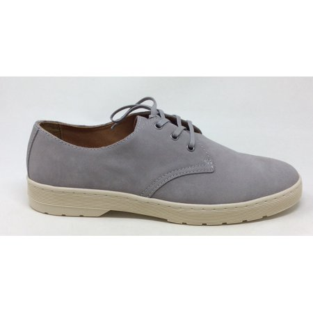 742eb51dbd971 Dr. Martens Men's Coronado Oxford Shoe Mid Grey Suede Size 12 UK / 13 US