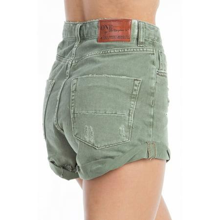 high waisted shorts canada