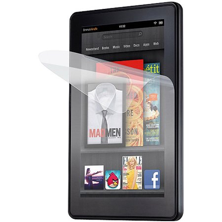 - ILUV IAK1601 KINDLE(R) FIRE GLARE-FREE PROTECTIVE FILM KIT