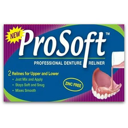 ProSoft Denture Reliner - Walmart.com