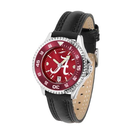 Alabama Women's Competitor AnoChrome - Color Bezel Watch