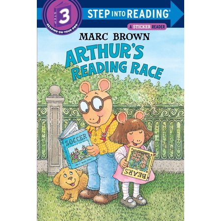 Arthur's Reading Race - Arthur's Halloween Books
