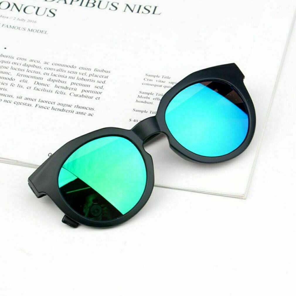 Kids ANTI-UV Sunglasses Child Boys Outdoor Eye Glasses Shades Goggles Eyewear