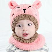 Costyle Winter Baby Toddler Girl Boy Warm Cute Beanie Beanie Hat Cap