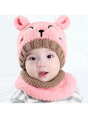Costyle Winter Baby Toddler Girl Boy Warm Cute Beanie Beanie Hat Cap