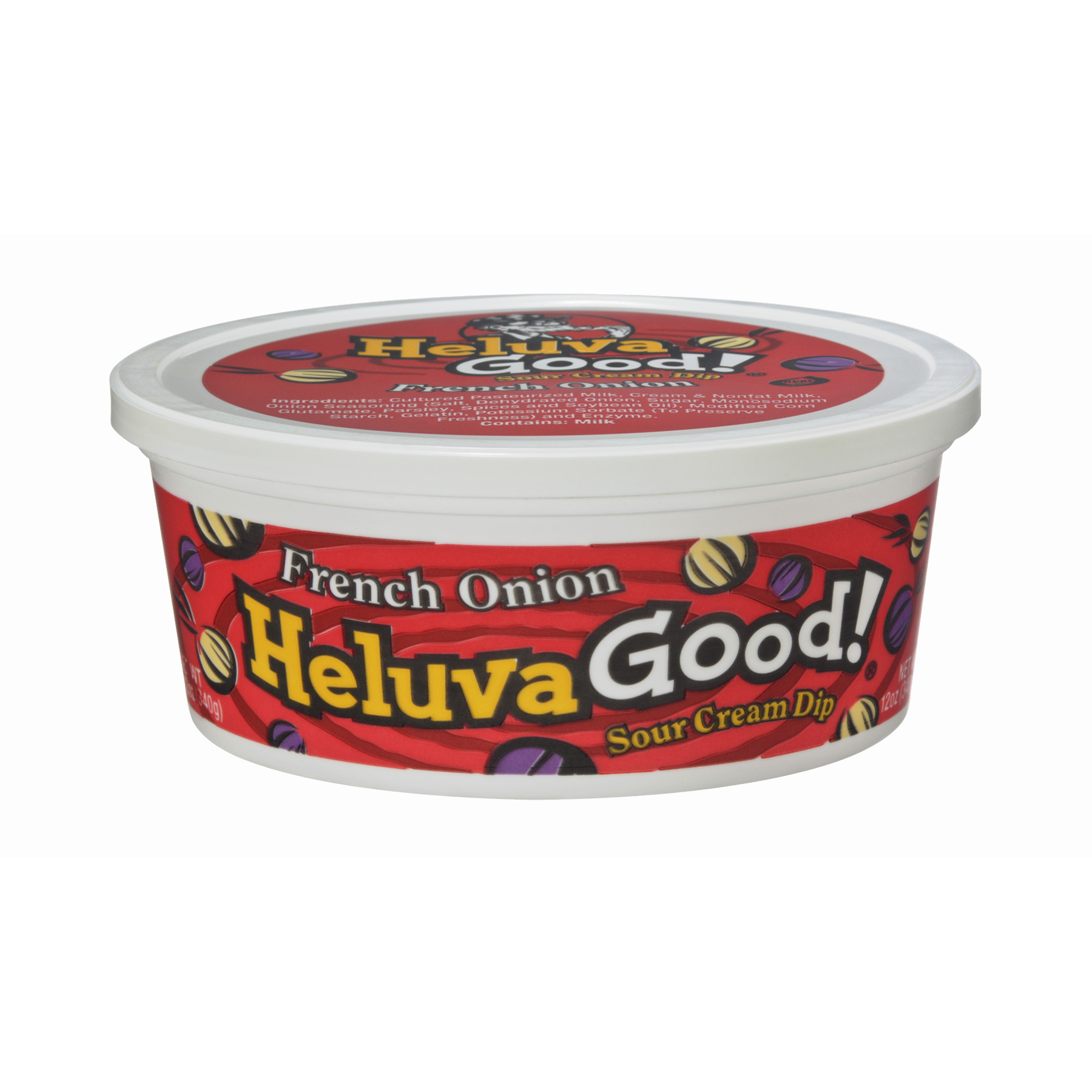 Heluva Good! French Onion Sour Cream Dip, 12.0 OZ