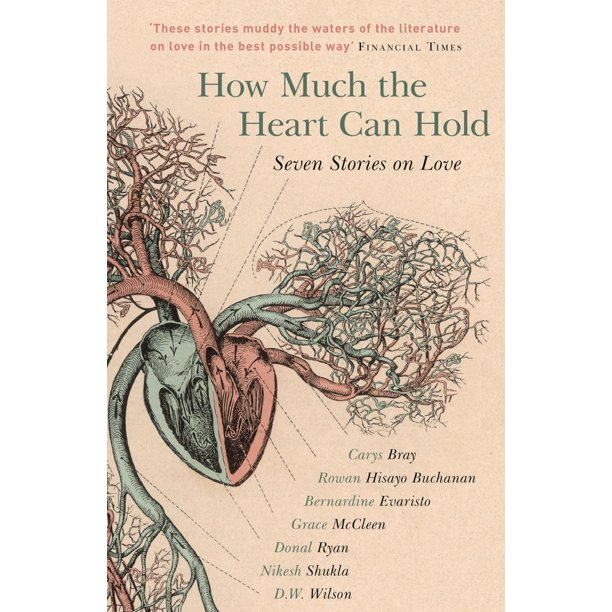 How Much the Heart Can Hold: the perfect alternative Valentine's gift - eBook