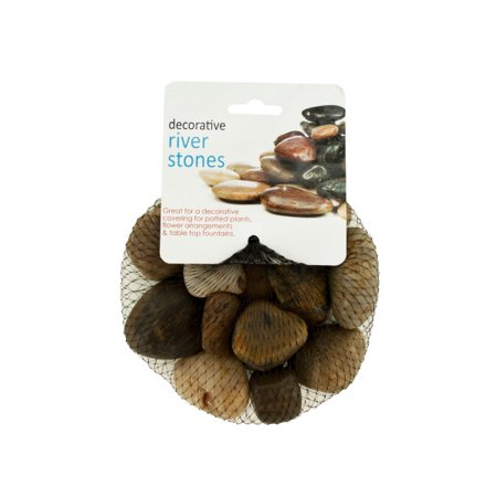 Large decorative river stones for Decorative river stones