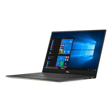 Dell XPS 13 (9350) - Core i5 6200U / 2.3 GHz - Win 10 Home 64-bit - 8 GB RAM - 128 GB SSD - 13.3