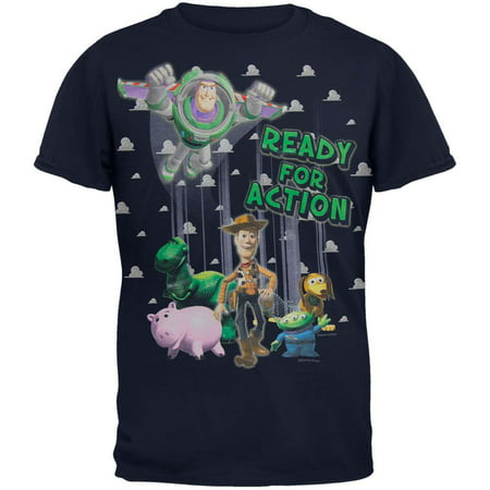 Ready Youth T-shirt - Toy Story - Ready For Action Youth T-Shirt