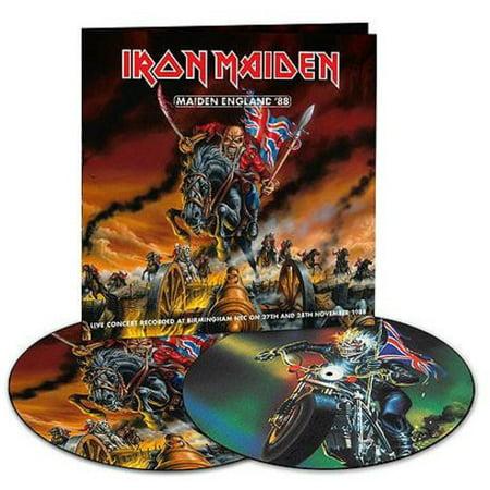 Maiden England: Live (Vinyl)