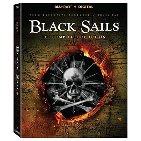 Black Sails: The Complete Collection (Blu-ray + Digital Copy)