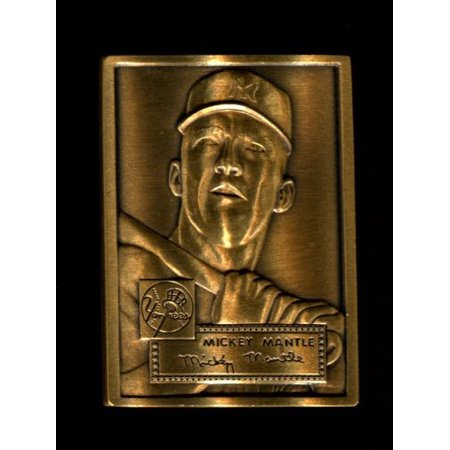 1952 Topps 311 Mickey Mantle - 1983 Topps Traded BRONZE PREMIUMS #4 MICKEY MANTLE 1952 Topps #311 Rookie
