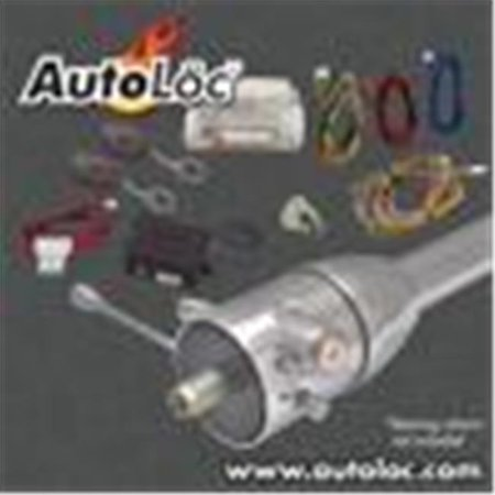 AutoLoc Power Accessories 89764 White One Touch Engine Start Kit and Remote - image 1 of 1