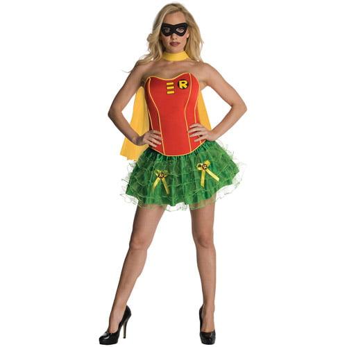 Robin Flirty Adult Halloween Costume