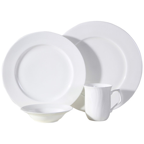 Auratic Inc. Chinese CP 4 Piece Place Setting by Auratic Inc.