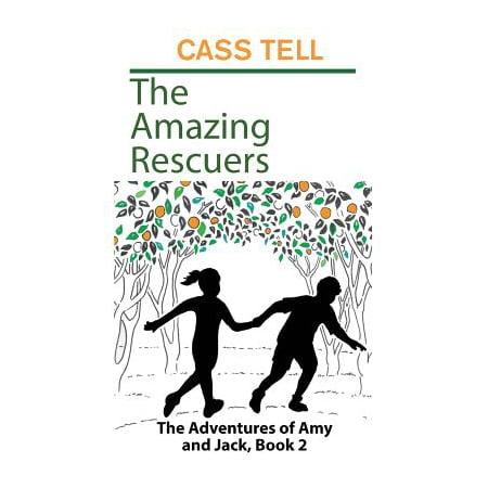 Adventures of Amy and Jack: The Amazing Rescuers (Paperback) (Amazing Amy Halloween)