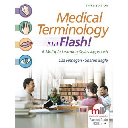Medical Terminology in a Flash! : A Multiple Learning Styles Approach ()