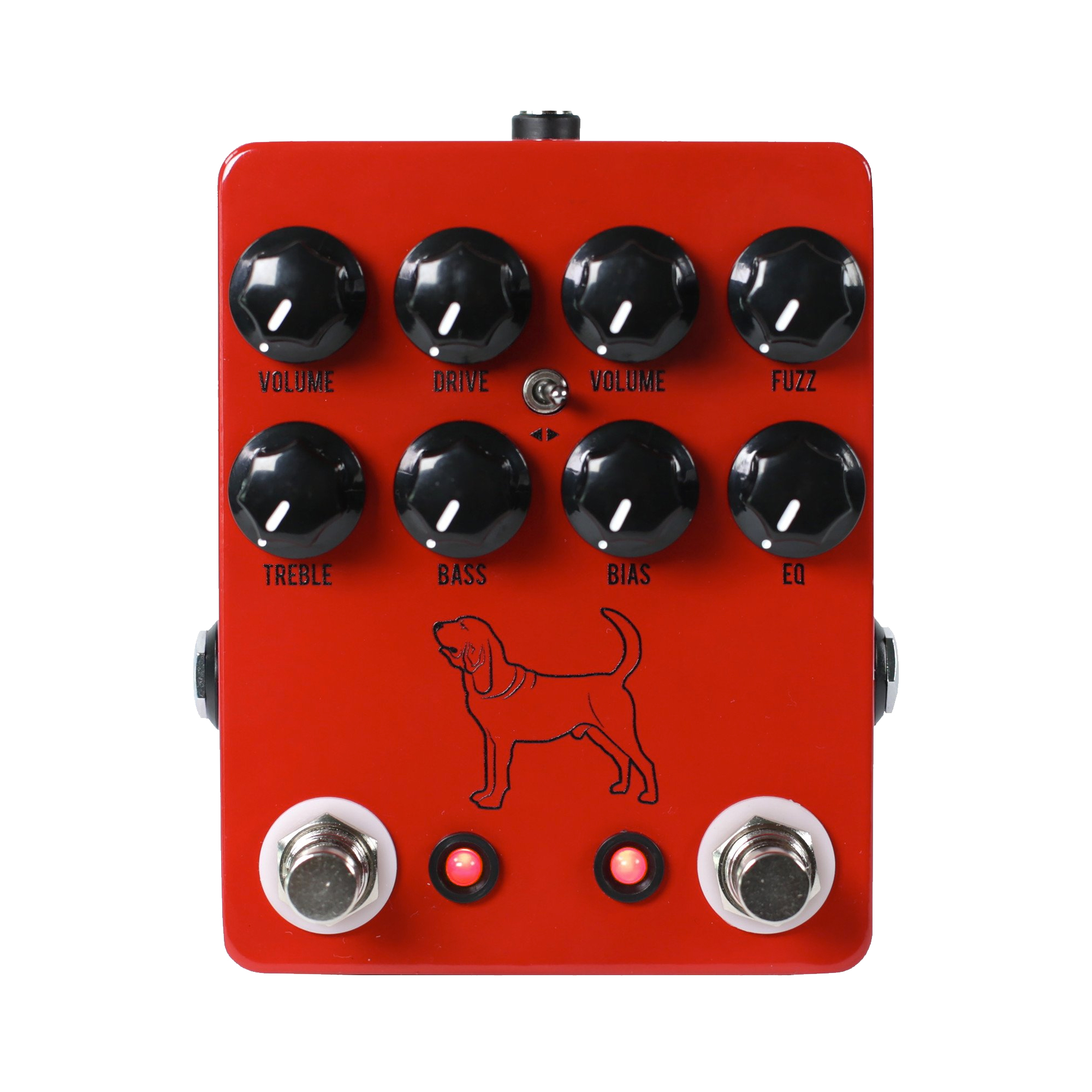 JHS Pedals The Calhoun V2 Mike Campbell Signature Overdrive Pedal by JHS Pedals