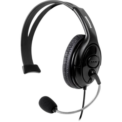 DREAMGEAR DG-DG360-1721 XBOX 360 X-TALK SOLO WIRED HEADSET W/MIC