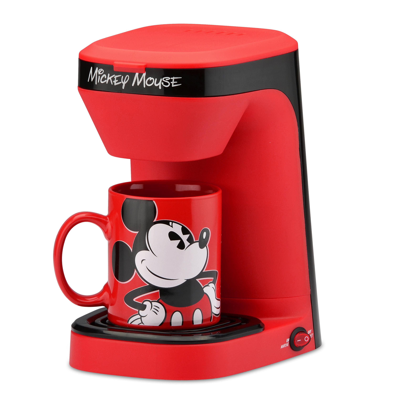Disney Mickey Mouse 1 Cup Coffee Maker Walmartcom