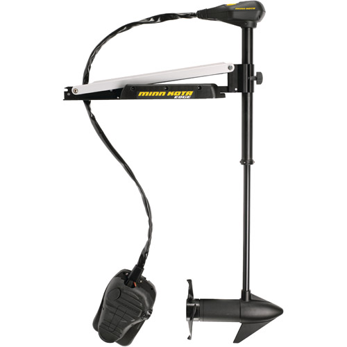 """Minn Kota Edge 55 Bow-Mount L Freshwater Trolling Motor, 52"""" Shaft, 55 lbs Thrust, 12V"""