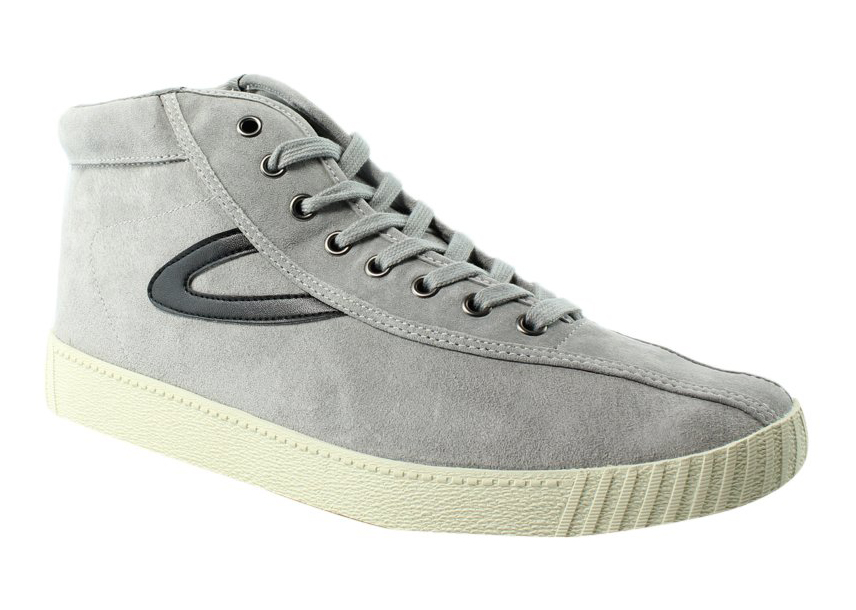 Tretorn Mens Gray Fashion Sneakers Casual Shoes Size 10.5 New by Tretorn