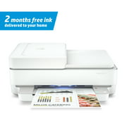 HP ENVY Pro 6452 Wireless All-in-One Color Inkjet Printer - Instant Ink Ready