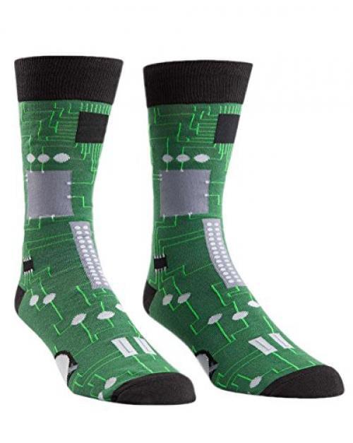 Sock It To Me Men/'s Crew Socks Mummy