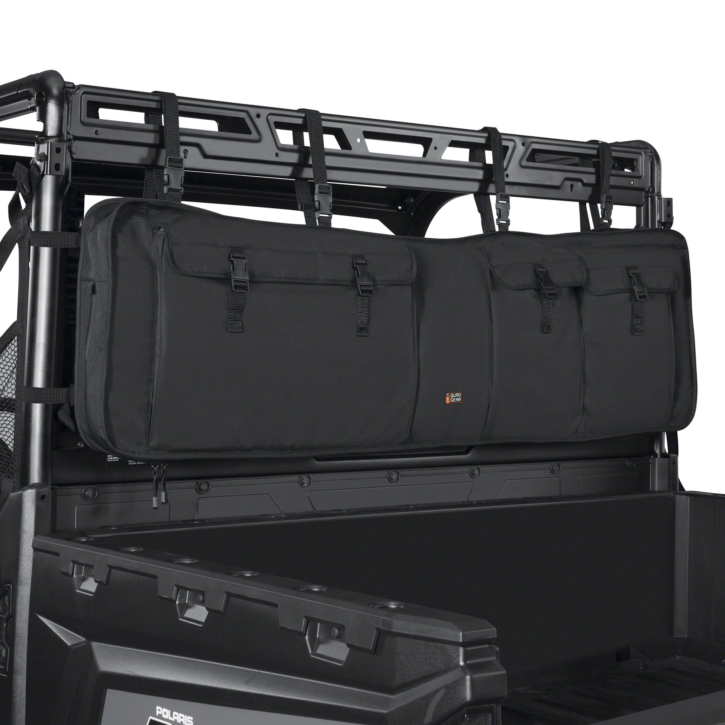 Classic Accessories QuadGear UTV Double Gun Carrier, Black