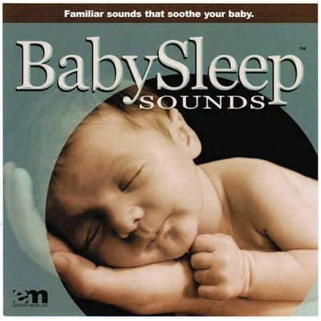 BabySleep Sounds - White Noise CD for Babies - Walmart.com