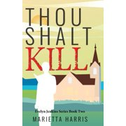 THOU SHALT KILL - eBook