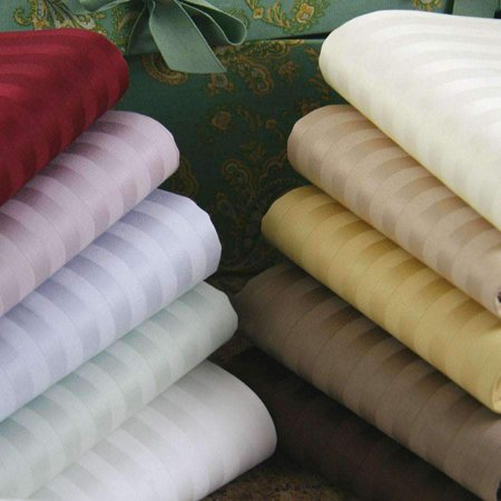 Giolla 800 Thread Count Stripe Egyptian Cotton Pillow Case Set