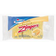 Baked Goods & Desserts: Hostess Zingers