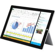 "Microsoft- IMSourcing Surface Pro 3 Tablet - 12"" - 8 GB RAM - 256 GB SSD - Windows 8.1 Pro - Silver"