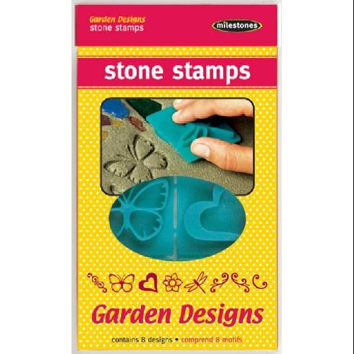 Midwest Products Victorian Design Stepping Stone Stamps Multi-Colored