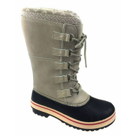 Ozark Trail Women's Tall Winter Boot - Walmart.com