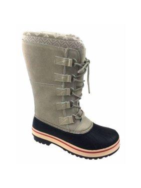 d8f626fc4bb5 Womens Winter   Snow Boots - Walmart.com