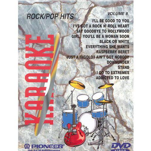 Karaoke / Rock & Roll Hits of 80's & 90's 8