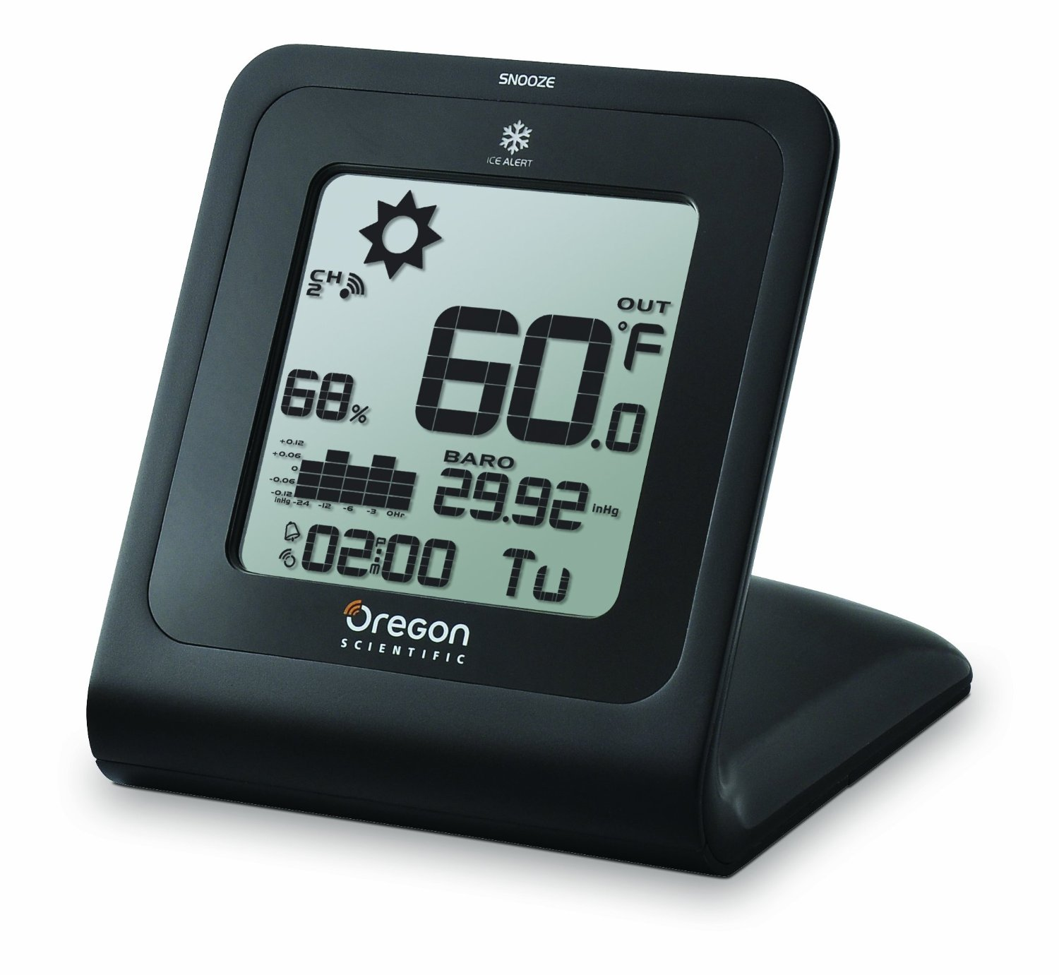 Touch Advanced Weather Station by Oregon Scientific