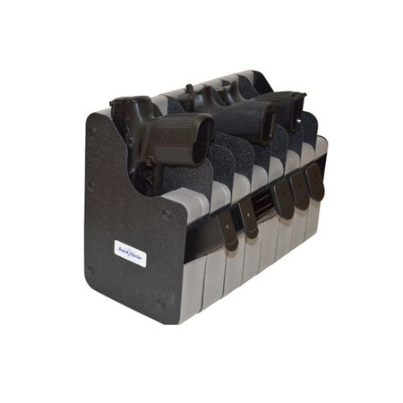 Gun Rack Accessories - BenchMaster 8 Gun Vertical Pistol Rack